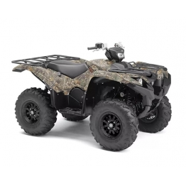 Квадроцикл Yamaha Grizzly CAMO 2021