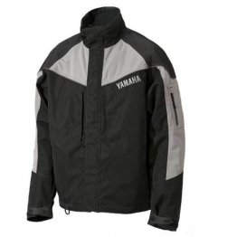 Куртка снегоходная Revi черно-серая мужская XL