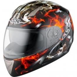 Шлем интегральный HX 1000 XFIRE XL