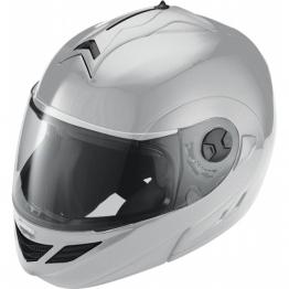 Шлем интегральный HX 333 серый металлик XL