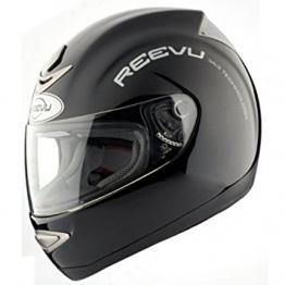 Шлем REEVU с обзором заднего вида