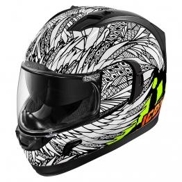 Шлем интеграл ICON Alliance GT Helmet BIRDSTRIKE