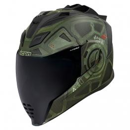 Шлем интеграл ICON AIRFLITE BLOCKCHAIN