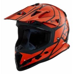 Шлем кроссовый IXS  X12035-036