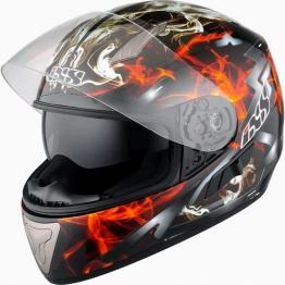 Шлем IXS HX-1000 XFIRE