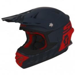 Шлем 350 Pro Dirt ECE (красн/син) XL