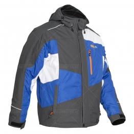 Куртка снегоходная CKX Squamish сер/син L