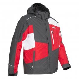 Куртка снегоходная CKX Squamish сер/крас XL