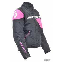 Куртка жен. ScottTeam black/pink XS,