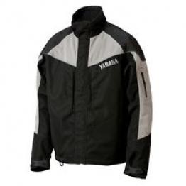Куртка снегоходная Yamaha X-Country черно-серая мужская XL