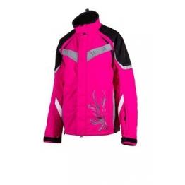 Куртка снегоходная Destiny женск. L фуксия