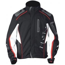 Куртка снегоходная IXS Booster черный/белый/красный L