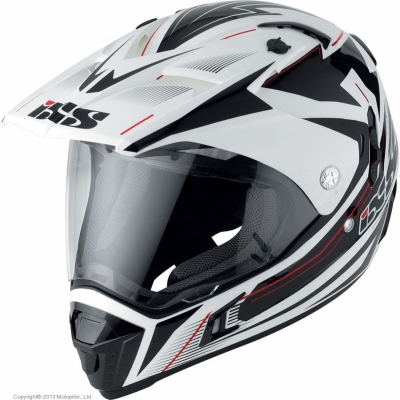 Шлем кроссовый HX 297 ROUTE L