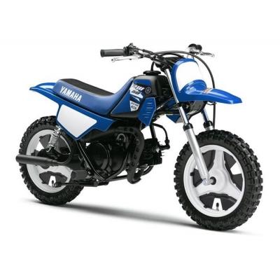 Детский внедорожный мотоцикл Yamaha PW50