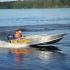 Алюминиевая лодка Wellboat-36