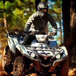 Тест-драйв Yamaha Grizzly 700