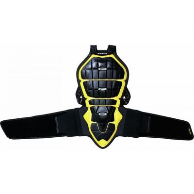 Защита SPIDI B.W. 180/195 (Black/Yellow, XL)