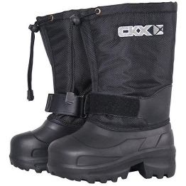 Ботинки CKX Taiga черый. 8