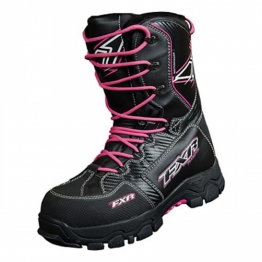 Ботинки FXR X-CROSS LADY (Black/Fuchsia, 42)
