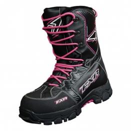 Ботинки FXR X-CROSS LADY (Black/Fuchsia, 42)