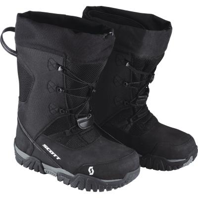 Ботинки снегоходные R/T черный р. 44