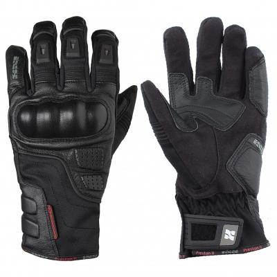 Перчатки туринговые Preston II черный L