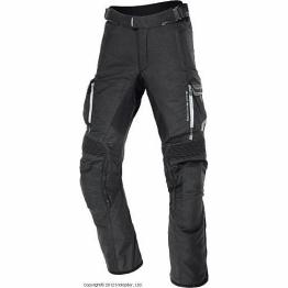 Брюки туринговые EAGLE черный/серый M X65005039
